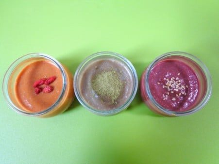 Superfood Cremes